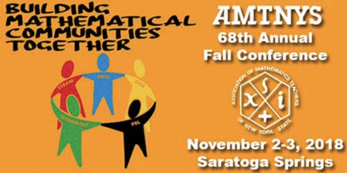 2018 AMTNYS Fall Conference
