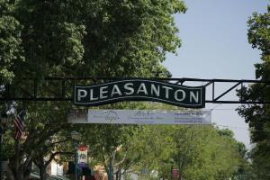 Pleasanton California