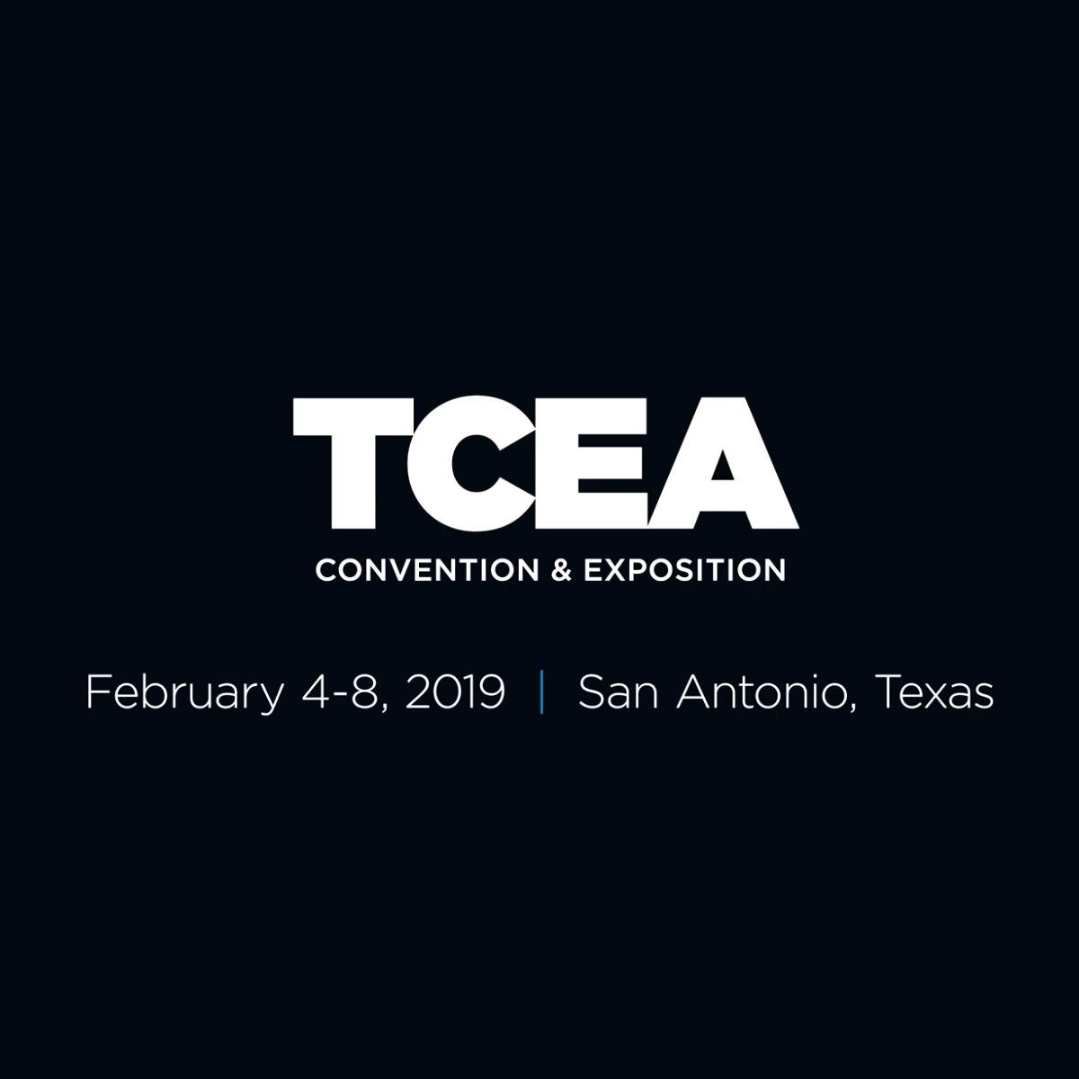2019 TCEA Convention and Exposition — Get More Math!