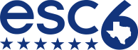Texas Region 6 ESC Logo