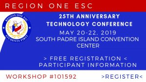 2019 Region 1 ESC Technology Conference