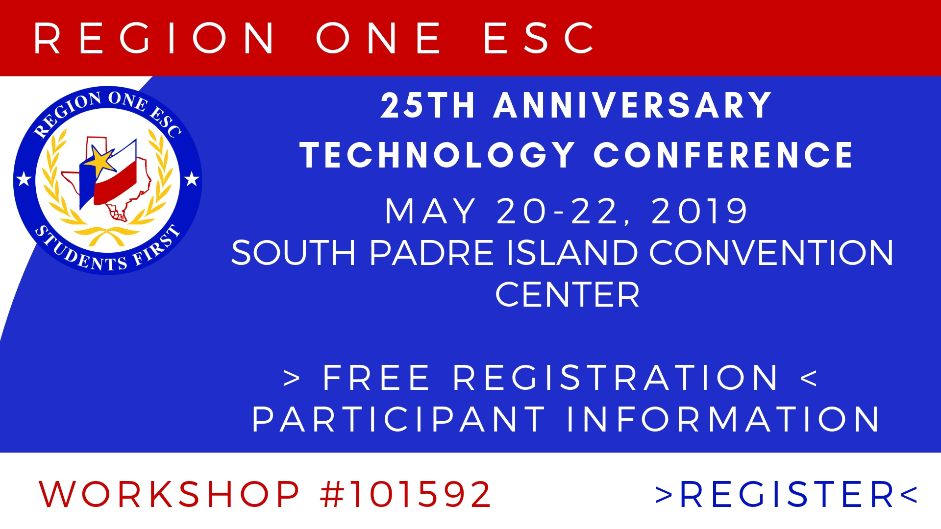 2019 Region 1 ESC Technology Conference