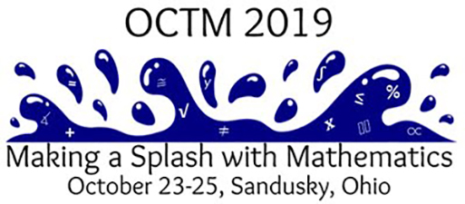 2019 OCTM Conference Logo