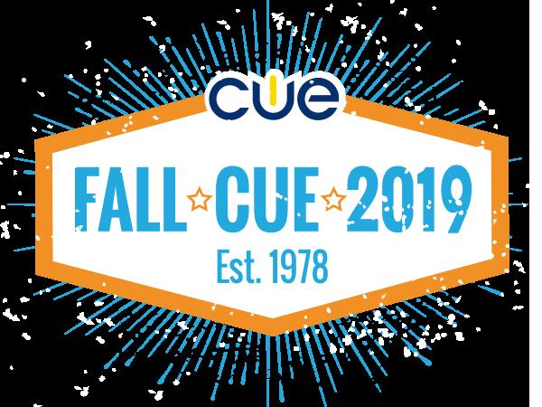 Fall CUE 2019 Logo