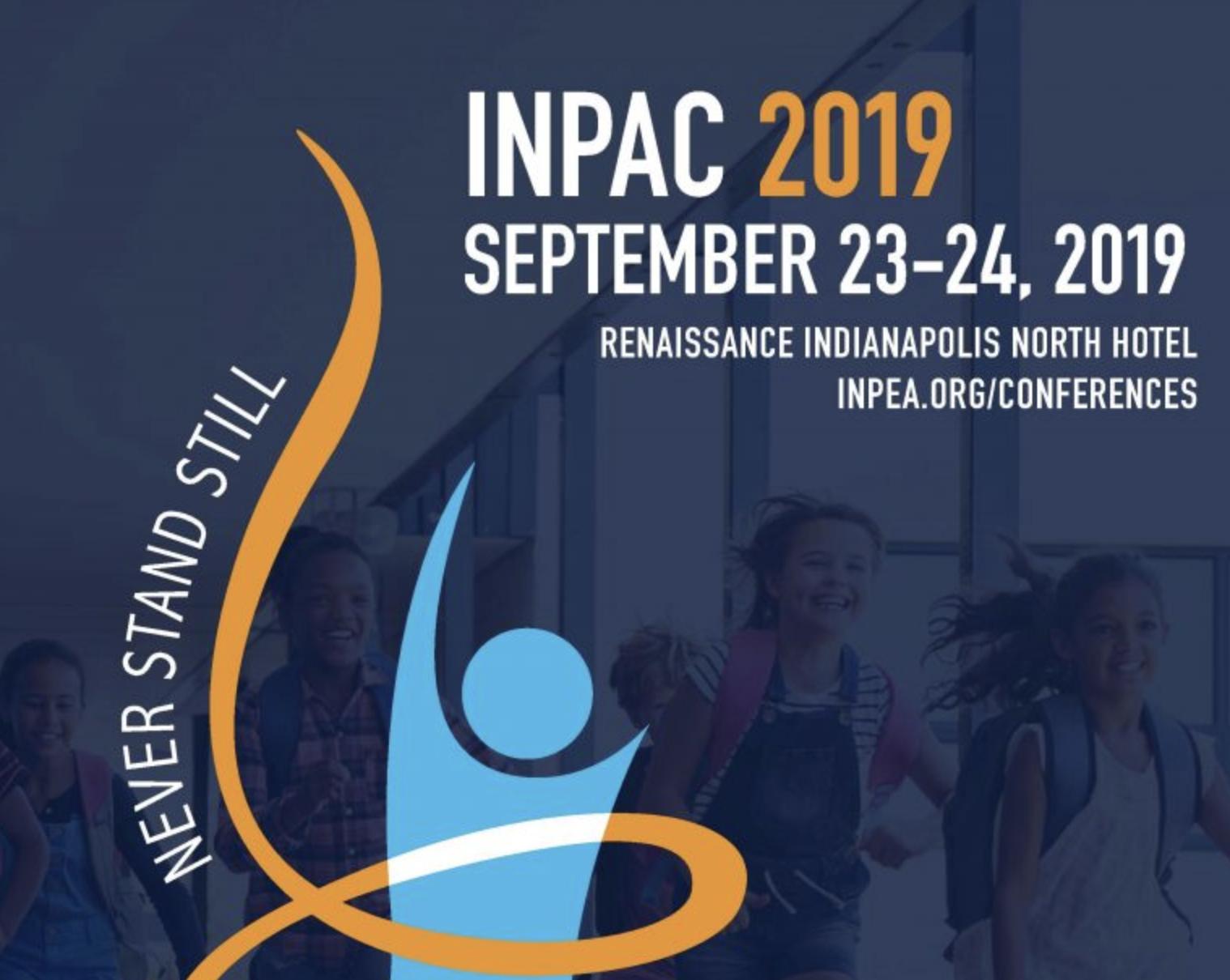 INPAC 2019 Conference Logo
