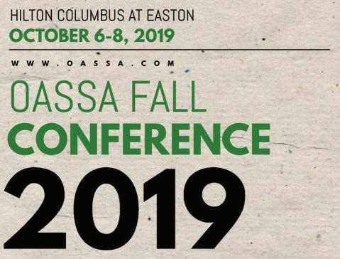 OASSA Fall Conference 2019 Logo